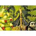 PUZZLE 1001 PATTES 35 PIECES - JUMBO - 01208D