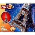 PUZZLE 3D TOUR EIFFEL 160 PIECES - MB PUZZ3D - PUZ-5544-1