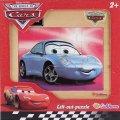 PUZZLE EN BOIS - DISNEY CARS : VOITURE SALLY 12 PIECES - EICHHORN - 100003243F