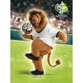 PUZZLE FOOTBALL FIFA WORLD CUP 2006 100 PIECES - RAVENSBURGER - 109531