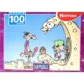 PUZZLE KIDPADDLE CONCOURS DE PATES DE SABLE 100 PIECES - NATHAN - 867516