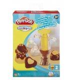 ACCESSOIRES SUCRES CHOCOLAT - PLAY DOH - 37430 - PATE A MODELER - HASBRO