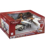 AVION RADIOCOMMANDEE : DUSTY - RC - DISNEY PLANES - VOITURE - DICKIE - 1.24