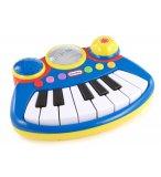 CLAVIER MUSICAL ELECTRONIQUE BLEU BIG ROCKERS - POPTUNES - LITTLE TIKES - 610172PE5C