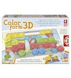 COLOR FORM 3D - BABY GAMES - EDUCA - 15498 - JEU EDUCATIF