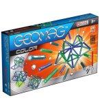 GEOMAG COLOR - 86 PIECES - JEU DE CONSTRUCTION MAGNETIQUE