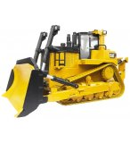 GRAND BULLDOZER CATERPILLAR - BRUDER - 02452 - VEHICULE DE CHANTIER