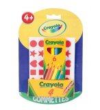 KIT D'ACTIVITES MANUELLES : GOMMETTES - LOISIR CREATIF - CRAYOLA 98414
