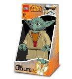 LEGO STAR WARS LAMPE DE POCHE MAITRE YODA - TO6BT - FIGURINE - ACCESSOIRE LEGO