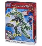 LIZARD TECHBOT - MEGA BLOKS - 91332 - JEU DE CONSTRUCTION