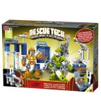 MEGA BLOKS - JEU CONSTRUCTION - QUARTIER GENERAL RESCUE TECH - 8040