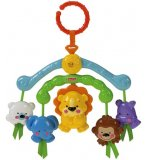MINI MOBILE DOUCE PLANETE - FISHER PRICE - R9681 - MOBILE POUR POUSSETTE