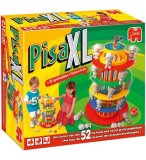 PISA XL - TOUR DE 52 CM AVEC DE GRAND BONSHOMMES - TOUR GEANTE - PLEIN AIR - JEU DE SOCIETE - JUMBO