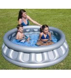 PISCINE GONFLABLE RONDE 152 x 43 CM - BESTWAY - JEU PLEIN AIR