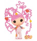 POUPEE SQUIRT LIL'TOP LALALOOPSY LITTLES SILLY HAIR 18 CM - GIOCHI