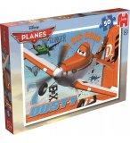 PUZZLE DISNEY PLANES DUSTY : 50 PIECES - JUMBO - 17365C