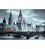 PUZZLE LE BUS LONDONIEN 1000 PIECES - COLLECTION LONDRE - EDUCA - 15180