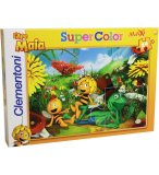 PUZZLE MAYA L'ABEILLE - 24 PIECES - PUZZLE SUPER COLOR MAXI - CLEMENTONI - 24429