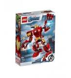 LEGO AVENGERS 76140 LE ROBOT D'IRON MAN
