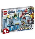 LEGO AVENGERS 76152 LA COLERE DE LOKI