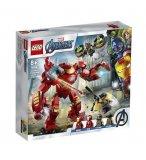 LEGO AVENGERS 76164 IRON MAN HULKBUSTER CONTRE UN AGENT DE L'A.I.M.