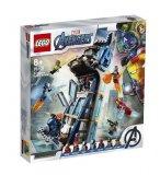 LEGO AVENGERS 76166 LA TOUR DE COMBAT DES AVENGERS