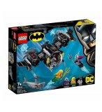 LEGO BATMAN 76116 LE BAT-SOUS-MARIN DE BATMAN ET LE COMBAT SOUS L'EAU