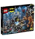 LEGO BATMAN 76122 L'INVASION DE LA BATCAVE PAR GUEULE D'ARGILE