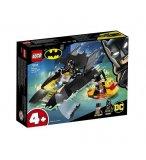 LEGO BATMAN 76158 LA POURSUITE DU PINGOUIN EN BATBATEAU