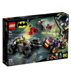 LEGO BATMAN 76159 LA POURSUITE DU JOKER EN MOTO A 3 ROUES