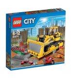 LEGO CITY 60074 LE BULLDOZER