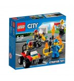LEGO CITY 60088 ENSEMBLE DE DEMARRAGE POMPIERS