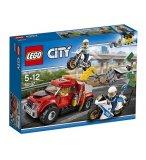 LEGO CITY 60137 LA POURSUITE DU BRAQUEUR
