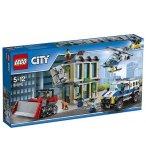 LEGO CITY 60140 LE CAMBRIOLAGE DE LA BANQUE