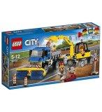 LEGO CITY 60152 LE DEBLAYAGE DU CHANTIER