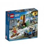 LEGO CITY 60171 L'EVASION DES BANDITS EN MONTAGNE