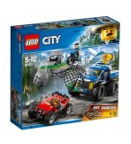 LEGO CITY 60172 LA COURSE-POURSUITE EN MONTAGNE