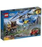LEGO CITY 60173 L'ARRESTATION DANS LA MONTAGNE