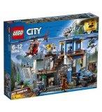 LEGO CITY 60174 LE POSTE DE POLICE DE MONTAGNE