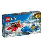 LEGO CITY 60176 L'ARRESTATION EN HORS-BORD