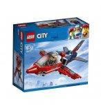 LEGO CITY 60177 LE JET DE VOLTIGE