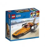 LEGO CITY 60178 LA VOITURE DE COMPETITION