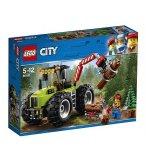 LEGO CITY 60181 LE TRACTEUR FORESTIER