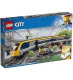 LEGO CITY 60197 LE TRAIN DE PASSAGERS TELECOMMANDE