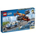 LEGO CITY 60209 LA POLICE ET LE VOL DE DIAMANT