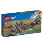 LEGO CITY 60238 LES AIGUILLAGES