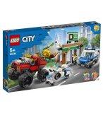 LEGO CITY 60245 LE CAMBRIOLAGE DE LA BANQUE