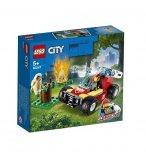 LEGO CITY 60247 LE FEU DE FORET