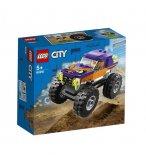 LEGO CITY 60251 LE MONSTER TRUCK