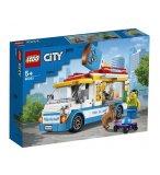LEGO CITY 60253 LE CAMION DE LA MARCHANDE DE GLACES